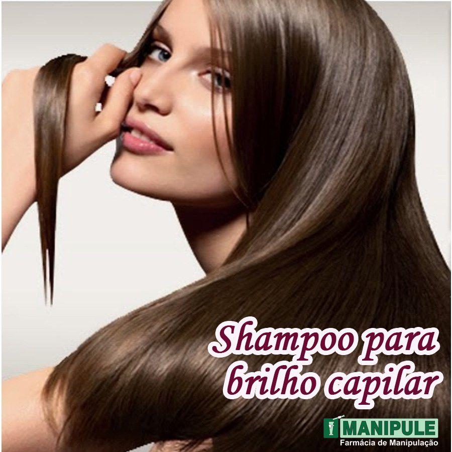 Shampoo Para Brilho Capilar 100ML  - Loja Online | Manipule - Farmácia de Manipulação