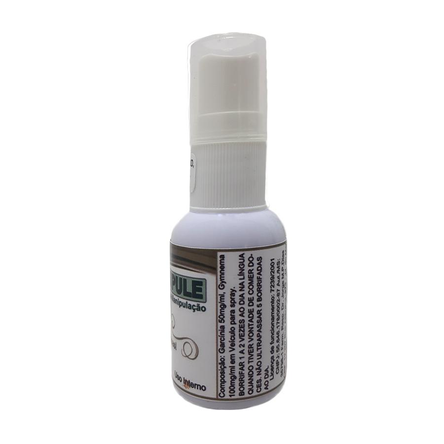 Spray com Gymnema e Garcínia - 30ml  - Loja Online | Manipule - Farmácia de Manipulação