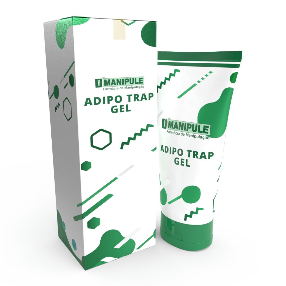 Spray Lipo-Redutor com Adipo Trap - 100ml  - Manipule - Farmácia de Manipulação