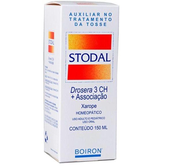 Stodal Xarope Homeopatico - 150mL  - Loja Online   Manipule - Farmácia de Manipulação