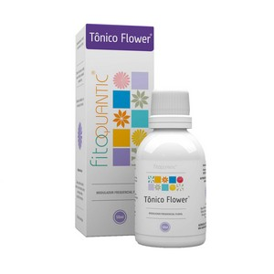 Tonico Flower - Sublingual  - Loja Online   Manipule - Farmácia de Manipulação