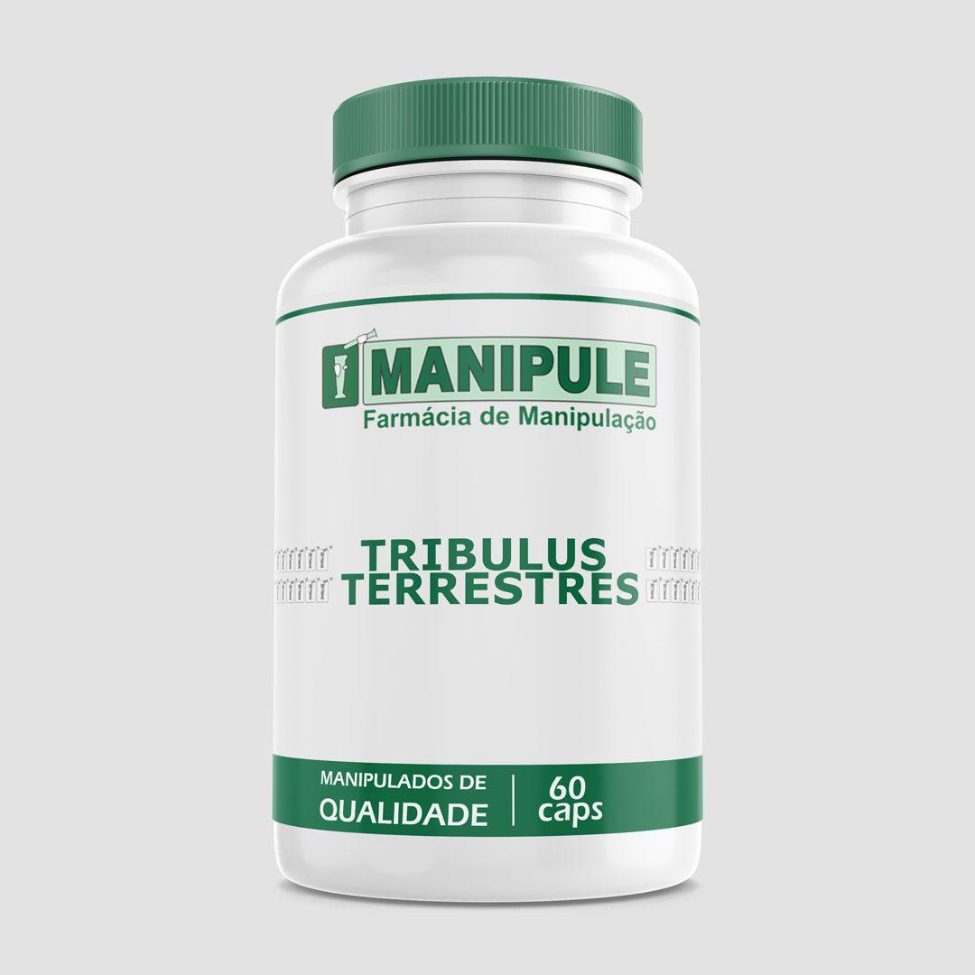 Tribulus Terrestres 500mg - 60 cápsulas  - Loja Online | Manipule - Farmácia de Manipulação