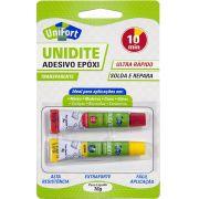 Adesivo Epóxi 10 Minutos 16g Unidite - 4802