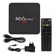 Conversor Smart Tv Box MXQ-PRO 4K 4GB De Ram 64GB Rom - Android 10