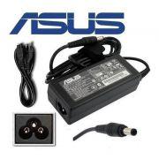 Fonte Carregador notebook Asus 19V 3.42A 65W Plug 5.5mm x 2.5mm