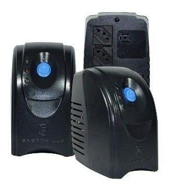 Protetor Eletrônico Para Pc 500va Bivolt - Energy Lux
