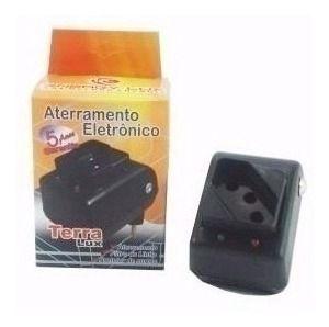 Kit Filtro De Linha+aterramento Eletrônico+protetor 330va Bivolt
