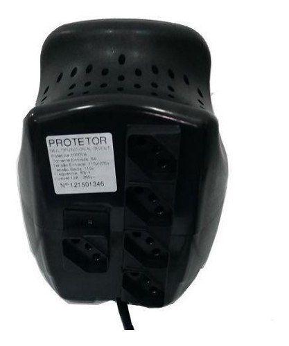 Protetor Eletrônico Para Home Theater 1500va Energy Lux