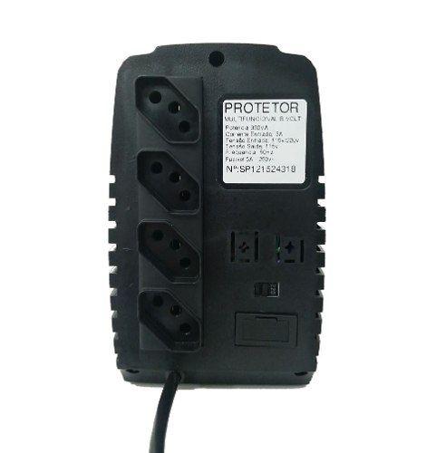 Protetor Eletrônico Para Xbox 500va Bivolt - Energy Lux