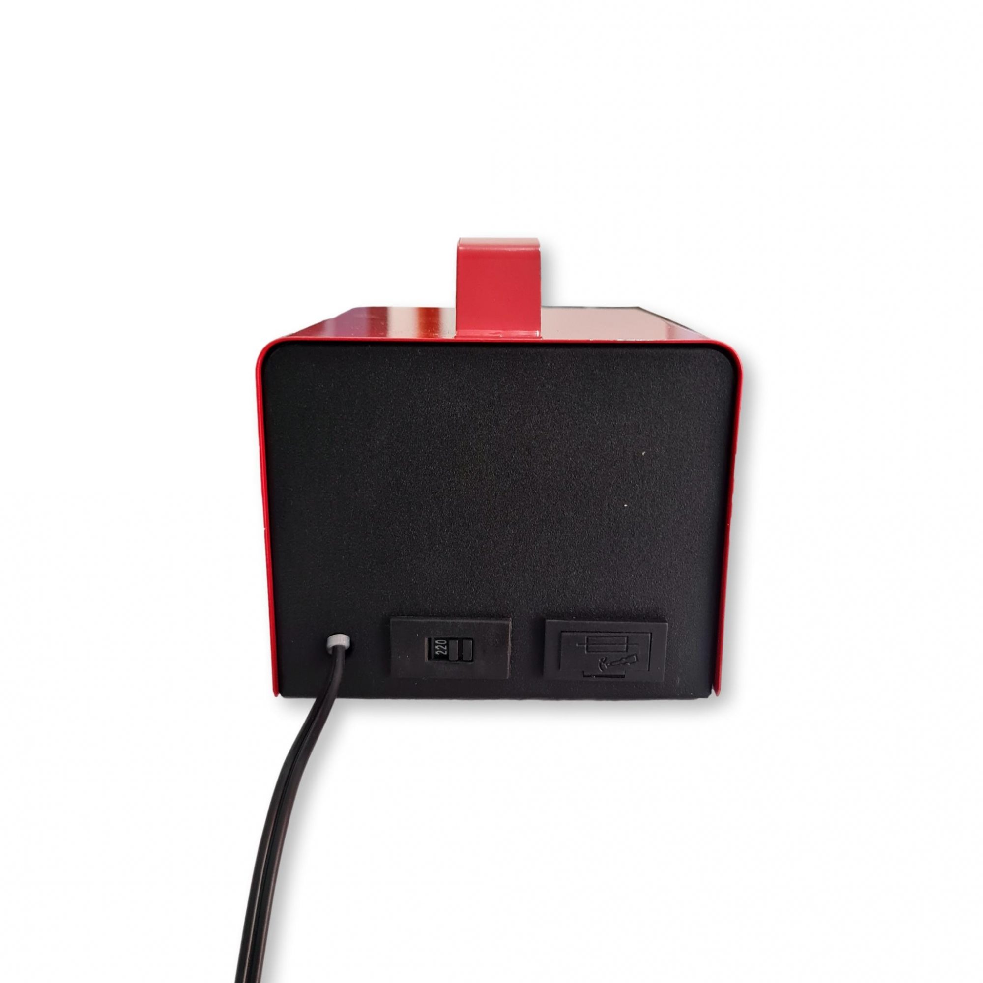 Carregador De Bateria Automotiva Universal Bivolt 12v 10a