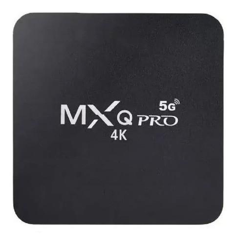 Conversor Smart Tv Box MXQ-PRO 4K 4GB De Ram 64GB Rom - Android 10