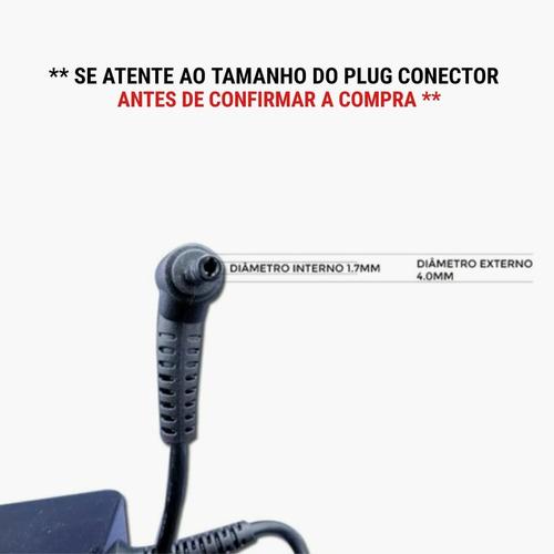 Fonte Carregador Lenovo Ideapad 110 320 310-15isk 20v 2.2