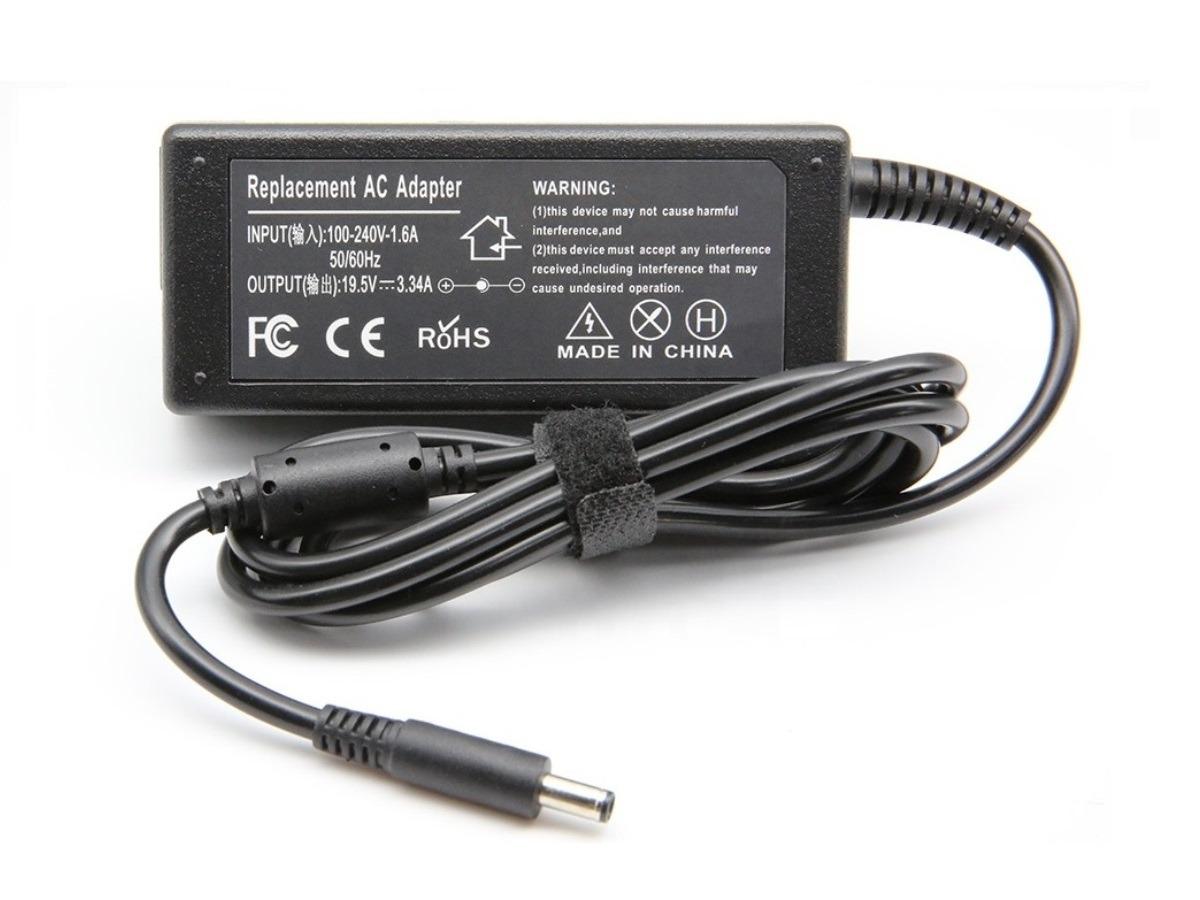Fonte Carregador para Ultrabook Dell 19.5v 3.34a 65w