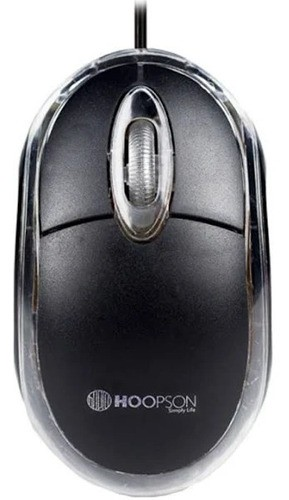 Mouse Óptico Hoopson Usb Ms-035 1000dpi