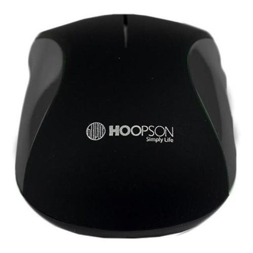 Mouse Óptico Usb 1000 Dpi Preto Hoopson Ms-034p