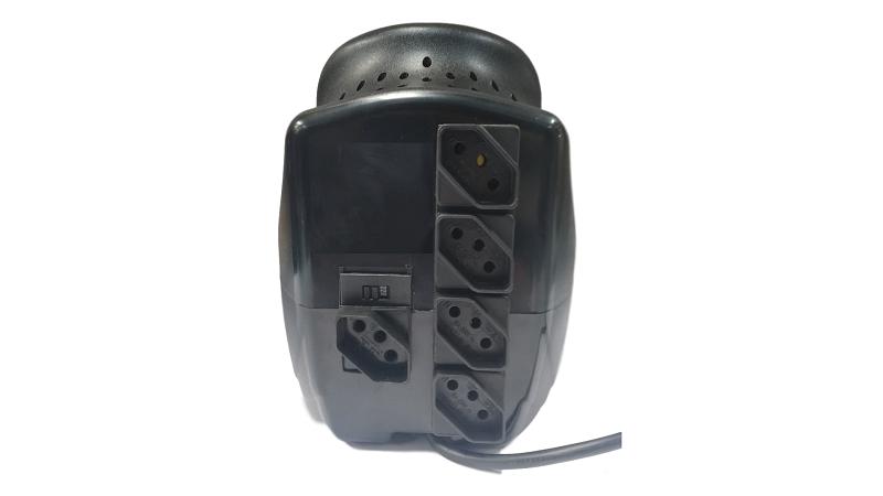 Protetor Eletrônico Para Impressora Laser 2000va Energy Lux