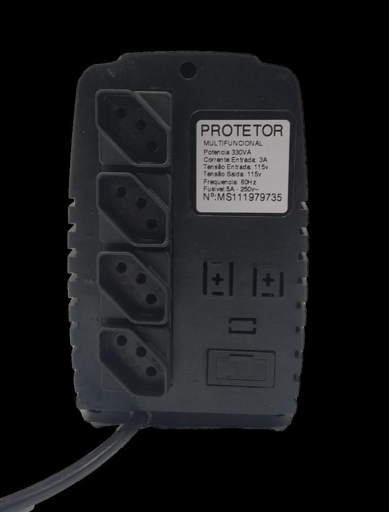Protetor Eletrônico 330va 110/110v - Energy Lux