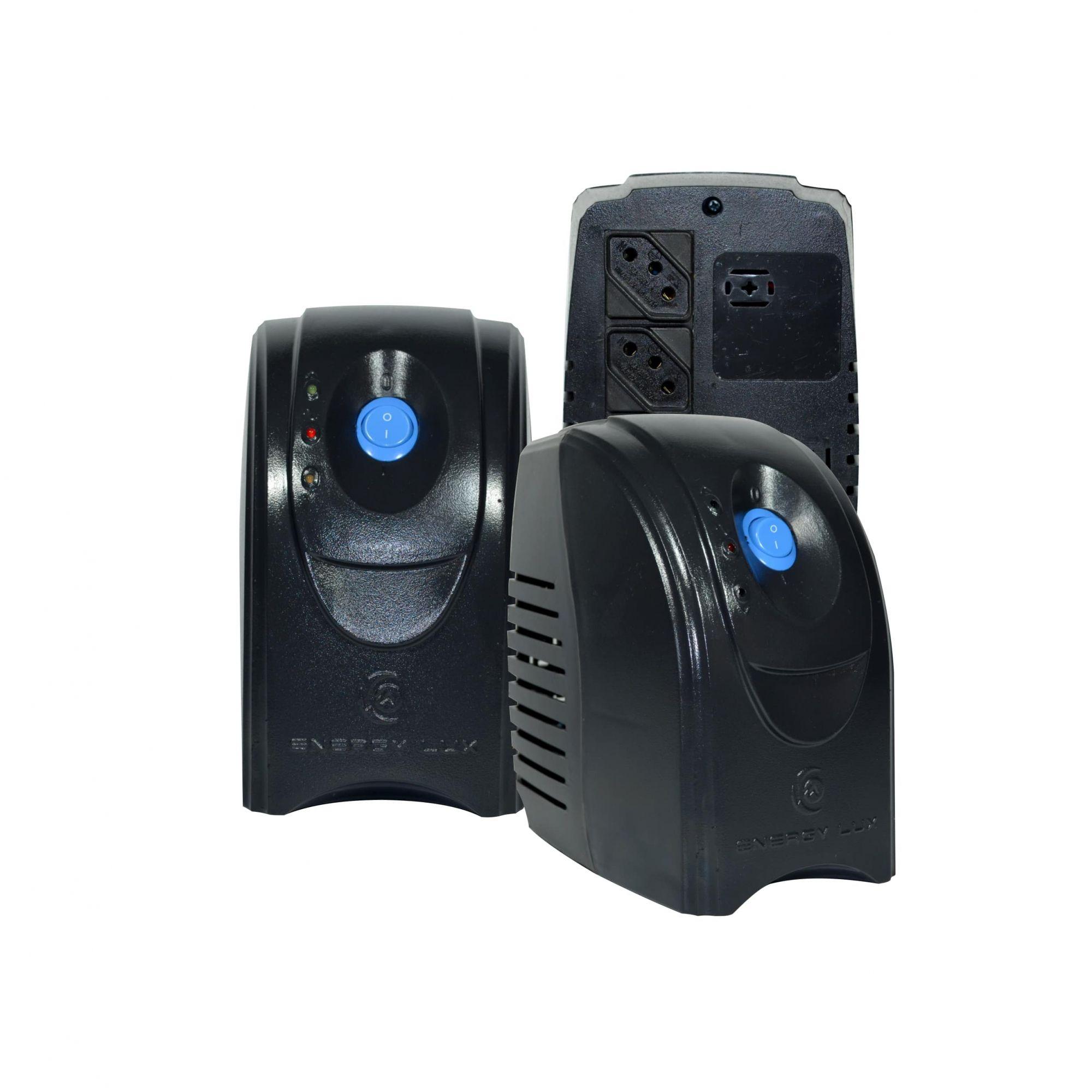 Protetor Eletrônico 500va 110/110v - Energy Lux