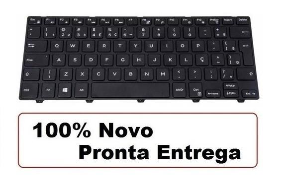 Teclado Para Dell Inspiron I14-5448 I14-5458 P49g Novo Br