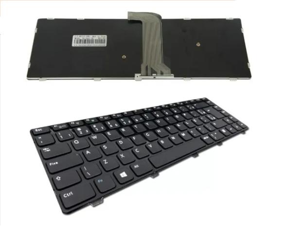 Teclado Para Notebook Dell Inspiron 14r 5421 3421 5437 3437