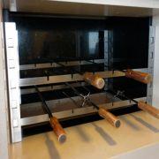 Suporte Espetos Frontal Ajustavel 600/1000mm