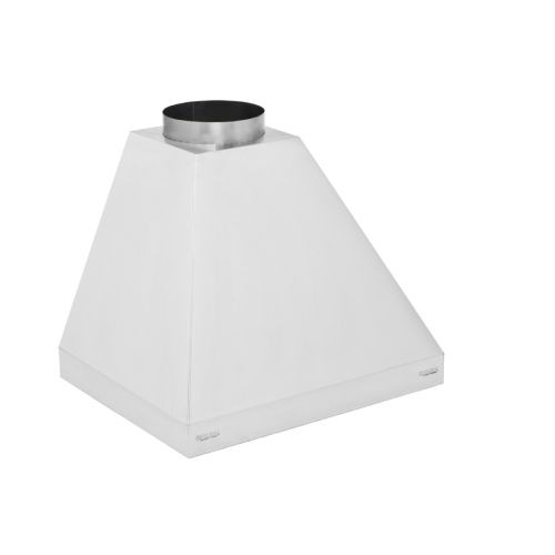 Coifa de Parede em Inox 304 - 1050 x 600 mm
