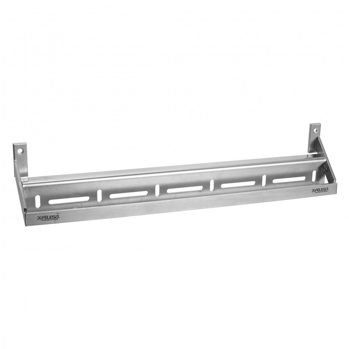 Suporte Traseiro para Espetos Tipo Alavanca 500 mm - Felesa - Inox AISI 304