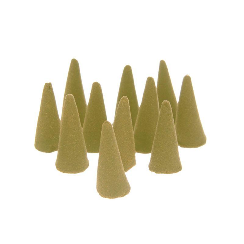 Incenso Cone para Cascata de Fumaça (Limão)