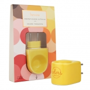 Aromatizador Elétrico Colors Candy Terracota Amarelo (Bivolt)