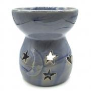 Aromatizador Rechaud em Cerâmica Estrelas (80ml)