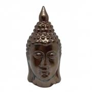 Busto de Buda Nirvana em Cerâmica (14cm)