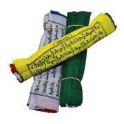 Cordão com Bandeiras Tibetanas P  (11cm)