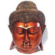 Estátua Cabeça de Buda Grande (27cm)