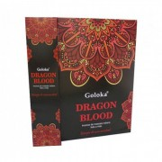 Incenso de Massala Indiano Goloka Dragon Blood