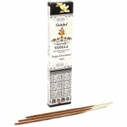 Incenso Goloka Massala Ayurvedic Vanilla (Energia das Boas Vibrações)