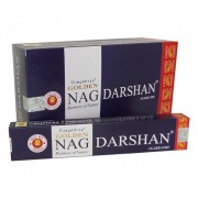 Incenso Indiano de Massala Golden Nag Darshan