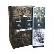 Incenso Natural Sete Ervas 100% Natural (9 Varetas)