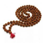 Japamala 108 Contas com Sementes de Rudraska (8mm)