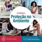 Kit de Placas Radiônicas Proteção no Ambiente