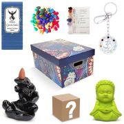 Kit de Produtos com Surpresa Box Zen (Sete Chakras)