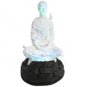 Luminária São Francisco Assis Meditando LED (Bi-Volt)