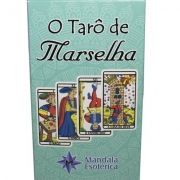O Tarô de Marselha com 78 Cartas