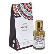 Perfume Indiano Goloka Mirra (10ml)