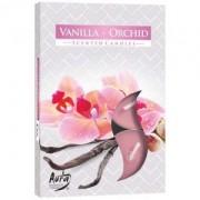 Vela Rechaud Perfumada T'Light (Baunilha e Orquídea)