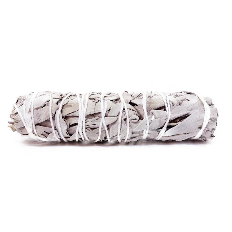 Bastão Sálvia Branca Natural (Pequeno)