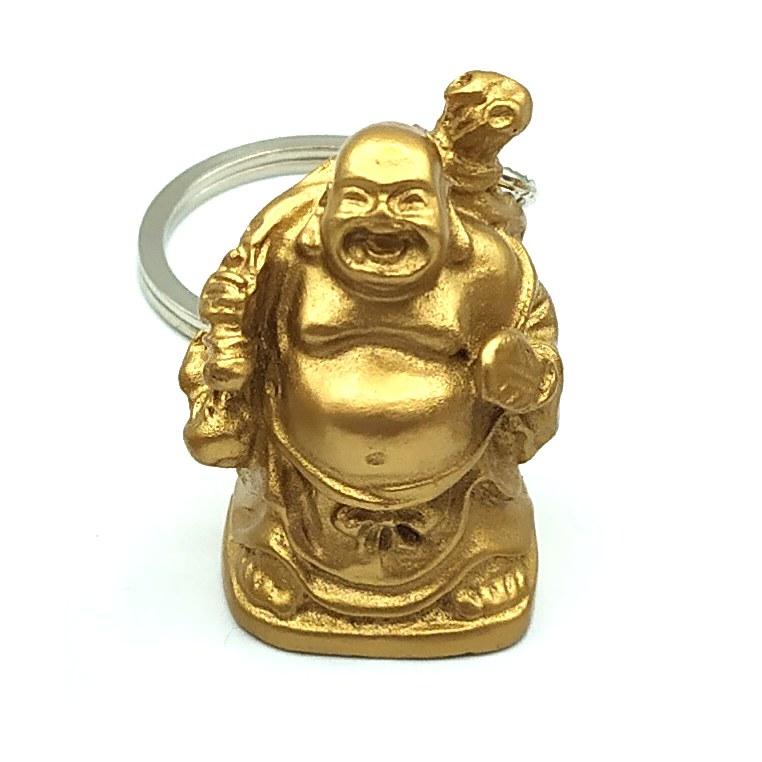 Chaveiro Buda da Prosperidade (3,5cm)