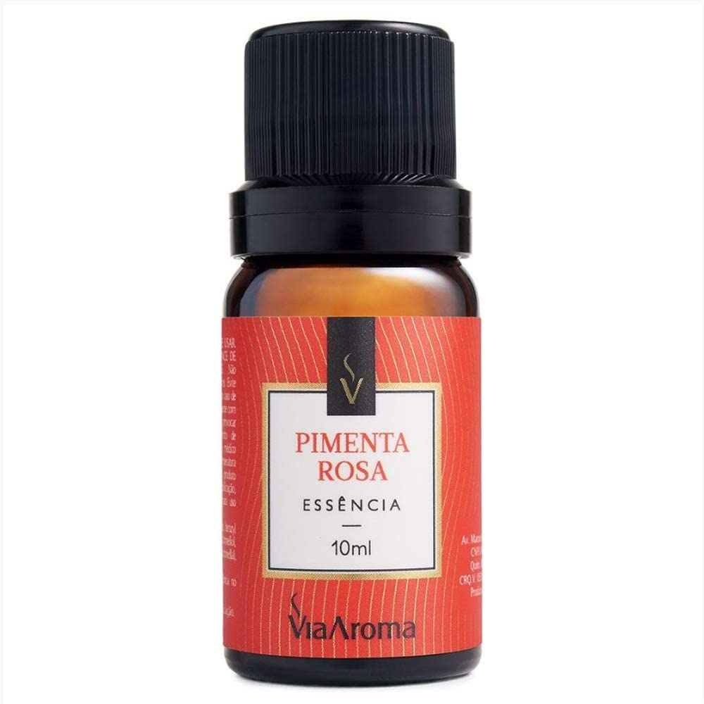 Essência Pimenta Rosa (10ml)