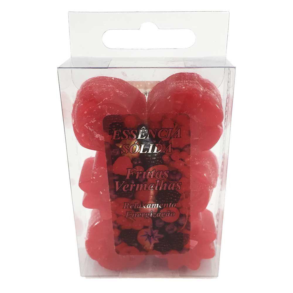 Essência Sólida para Rechaud (Frutas Vermelhas)
