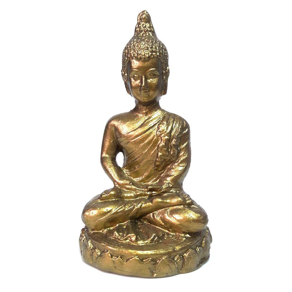 Estátua Buda Nirvana (8cm)