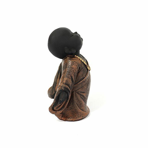 Estátua Monge da Liberdade em Resina